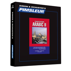 Pimsleur Arabic (Eastern) Level 2 CD