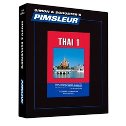 Pimsleur Thai Level 1 CD