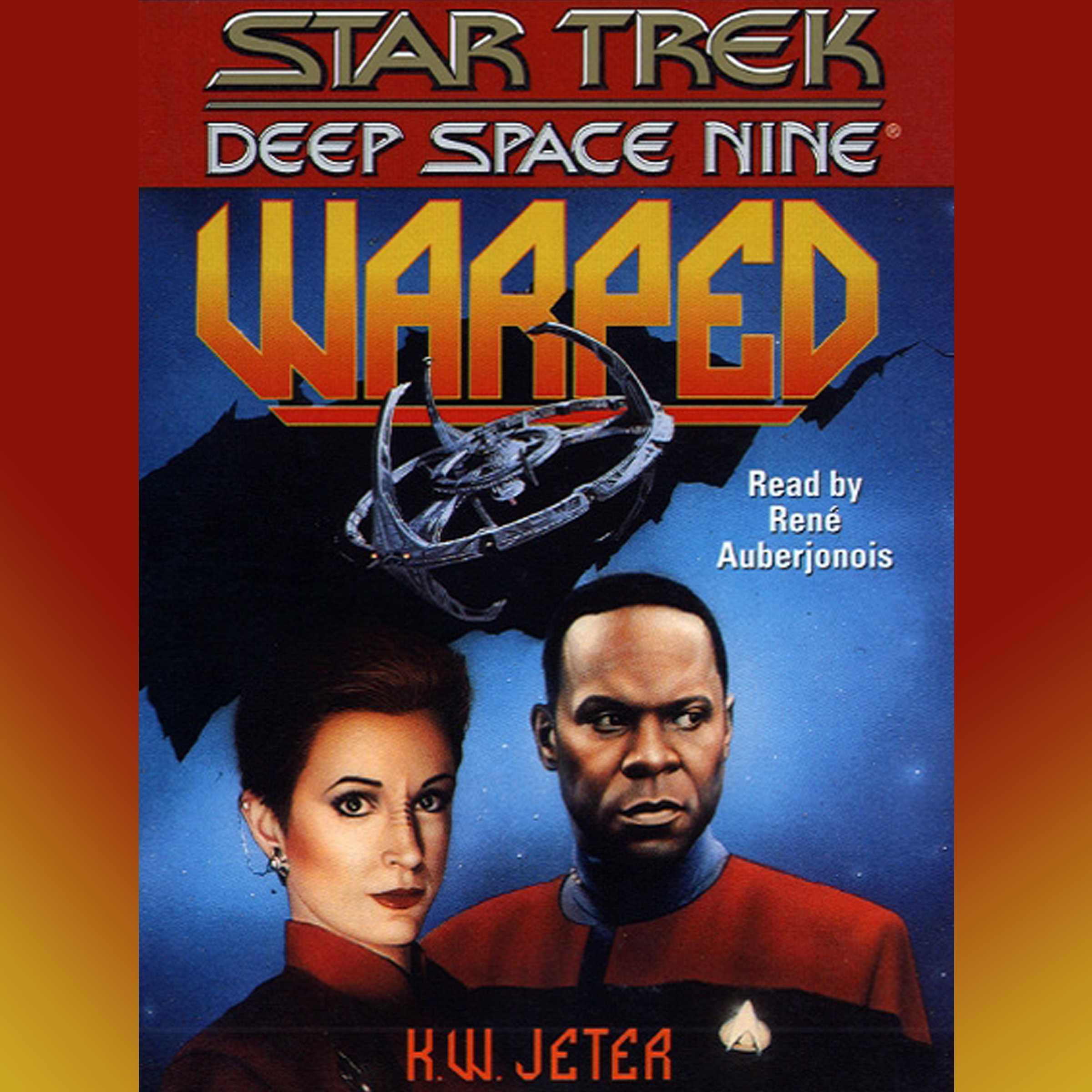 Star trek deep space nine warped 9780743546218 hr