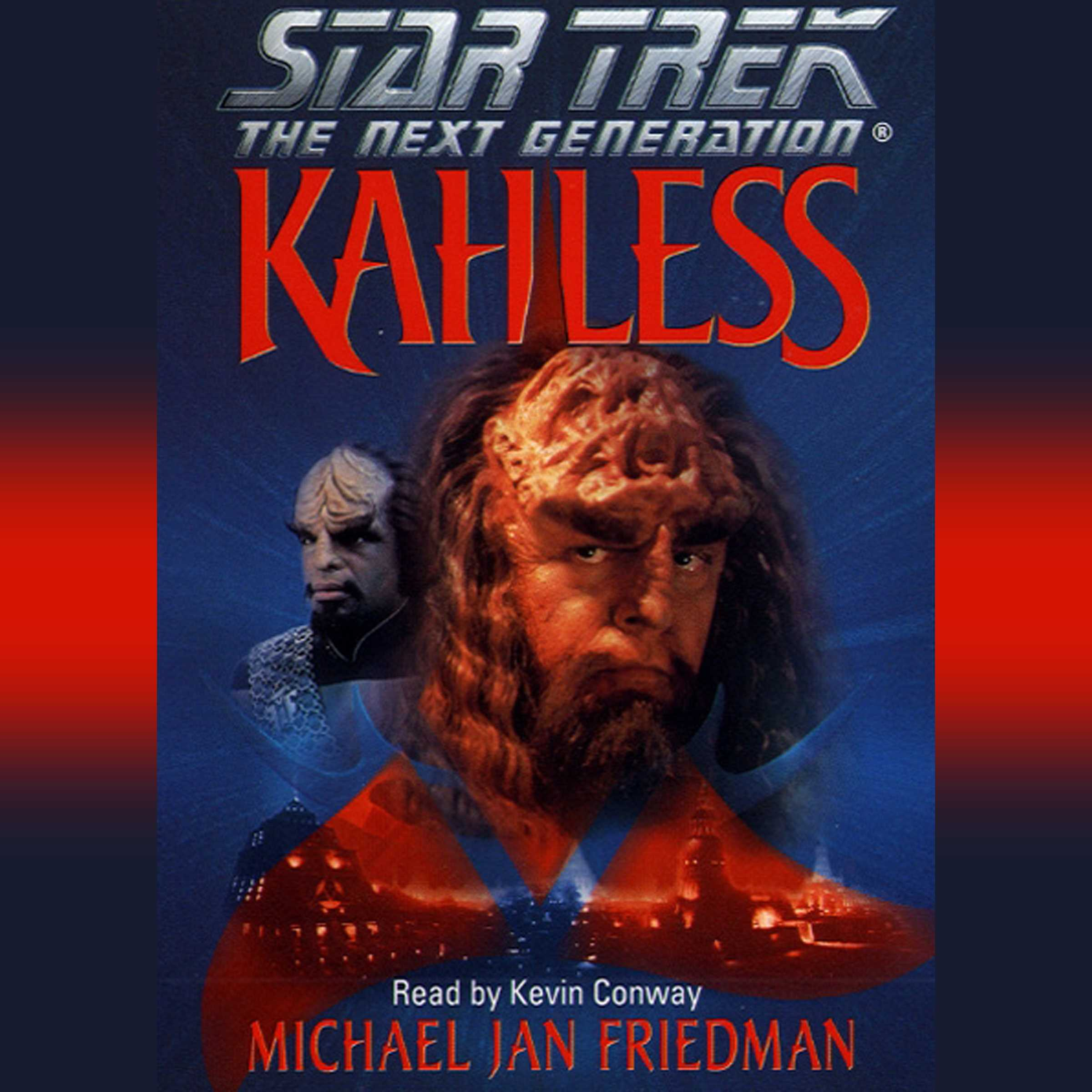 Star trek the next generation kahless 9780743546287 hr