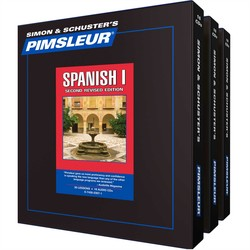 Pimsleur Spanish Levels 1-3 CD