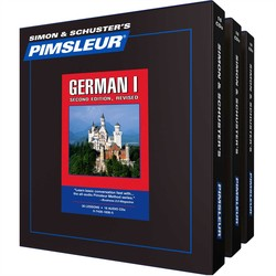 Pimsleur German Levels 1-3 CD
