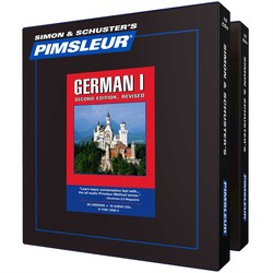Pimsleur German Levels 1-2 CD