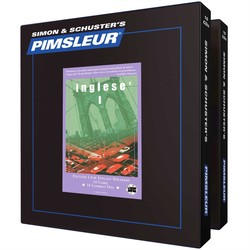 Pimsleur English for Italian Speakers Levels 1-2 CD