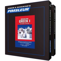 Pimsleur Greek (Modern) Levels 1-2 CD
