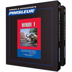 Pimsleur Hindi Levels 1-2 CD
