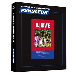 Pimsleur Ojibwe Level 1 CD