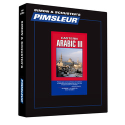 Pimsleur Arabic (Eastern) Level 3 CD