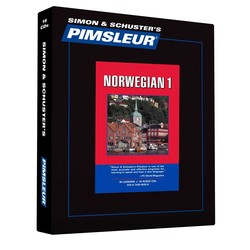 Pimsleur Norwegian Level 1 CD