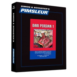 Pimsleur Dari Persian Level 1 CD