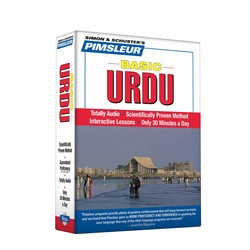 Pimsleur Urdu Basic Course - Level 1 Lessons 1-10 CD
