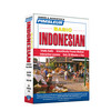 Pimsleur Indonesian Basic Course - Level 1 Lessons 1-10 CD