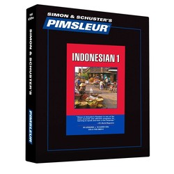 Pimsleur Indonesian Level 1 CD