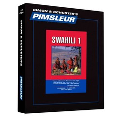 Pimsleur Swahili Level 1 CD
