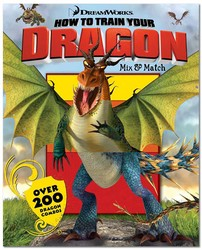 How to Train Your Dragon Mix & Match
