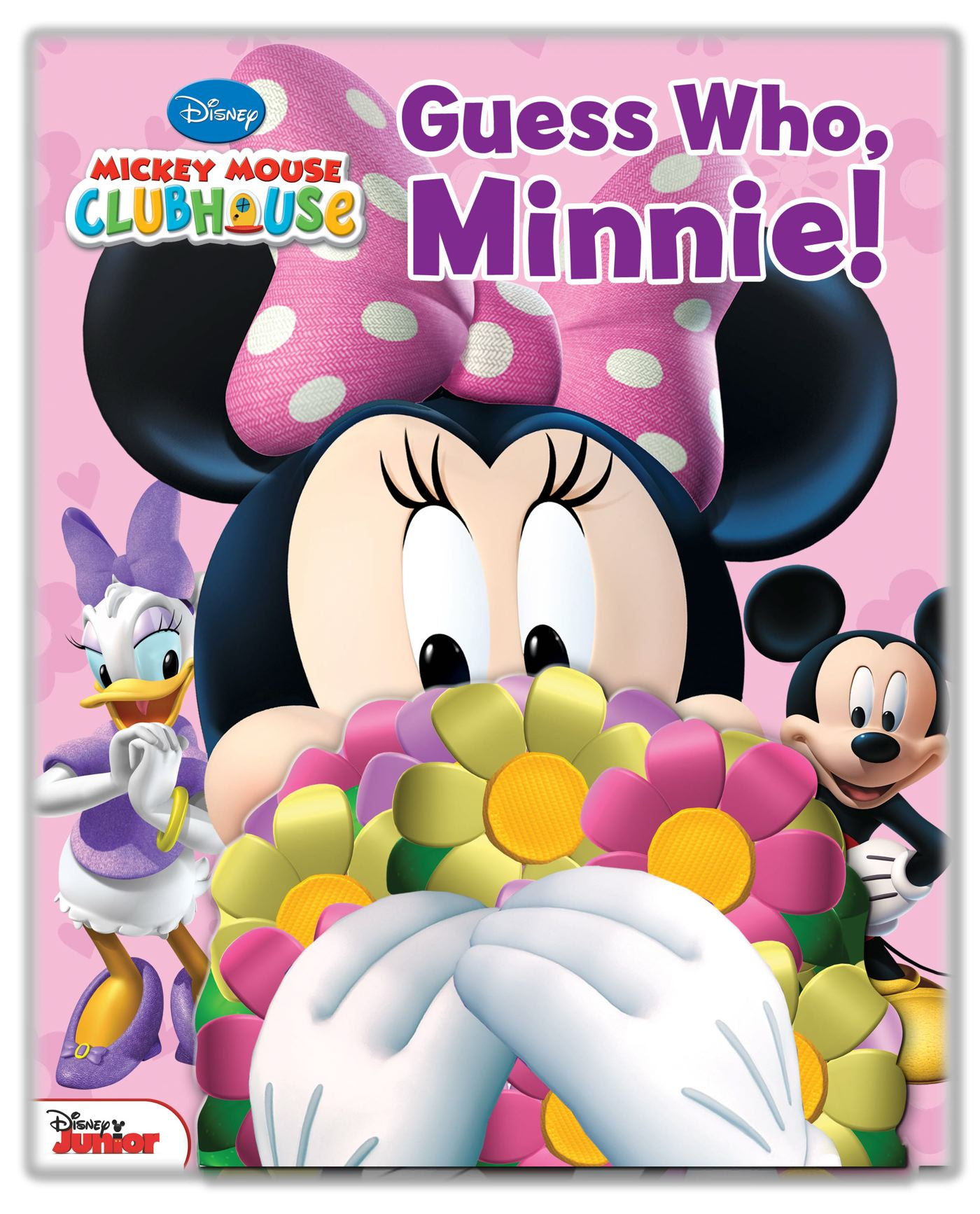 Disney mickey mouse clubhouse guess who minnie 9780794425555 hr