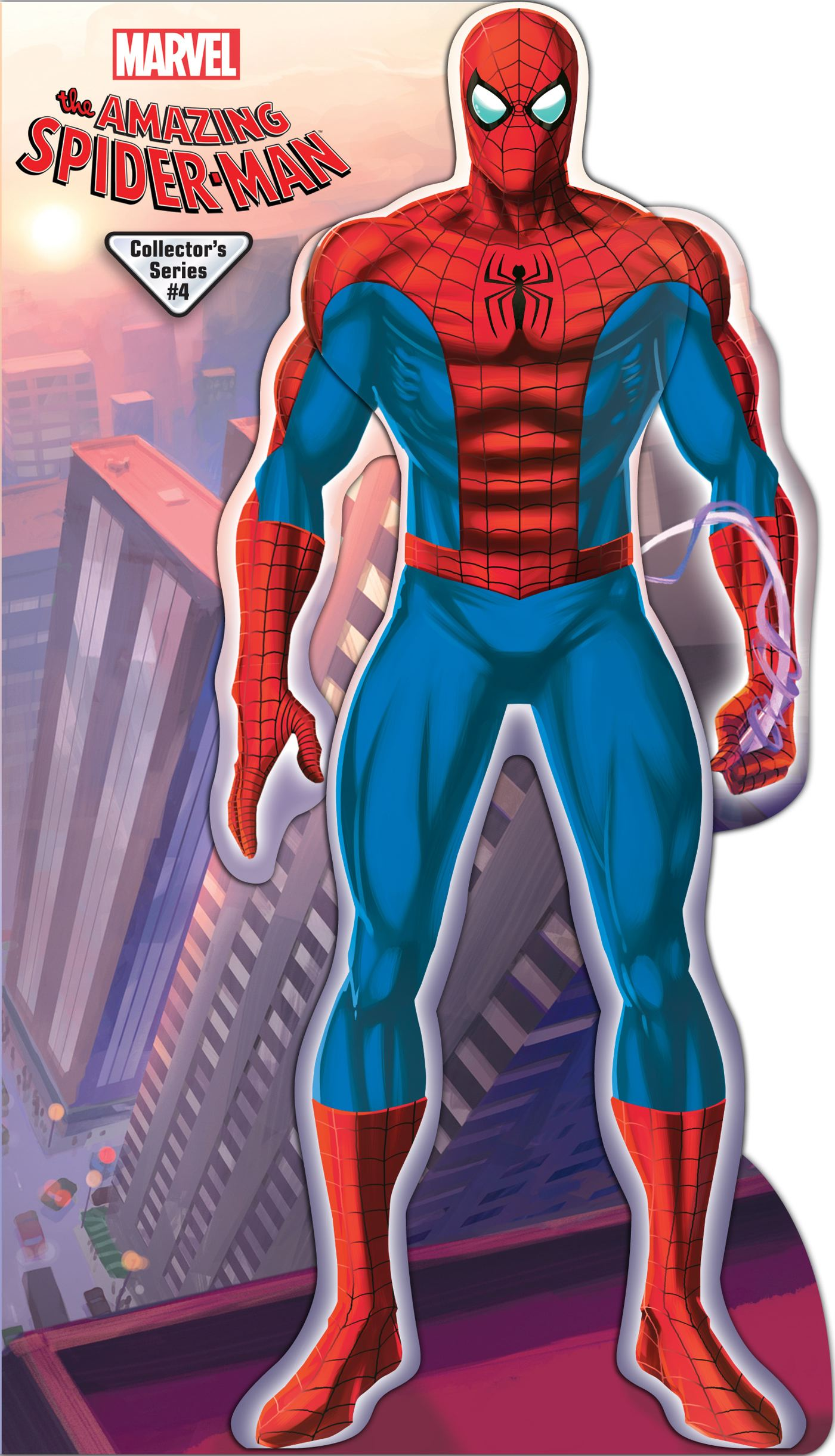 Marvel-the-amazing-spider-man-9780794426484_hr