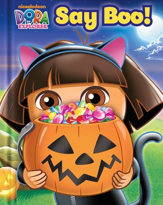 Dora the Explorer: Say Boo!