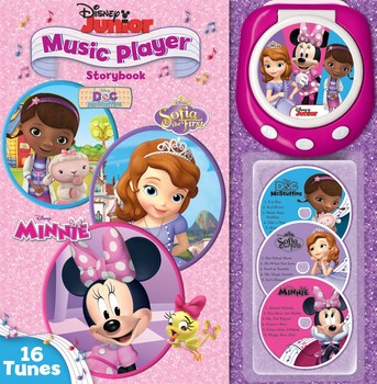 Disney Junior Music Player Storybook