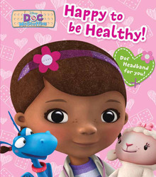 Disney Doc McStuffins Happy to Be Healthy!