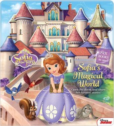Disney Sofia the First: Sofia's Magical World