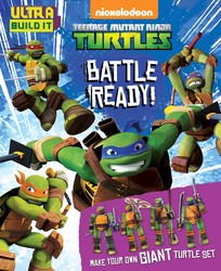 Teenage Mutant Ninja Turtles: Battle Ready!