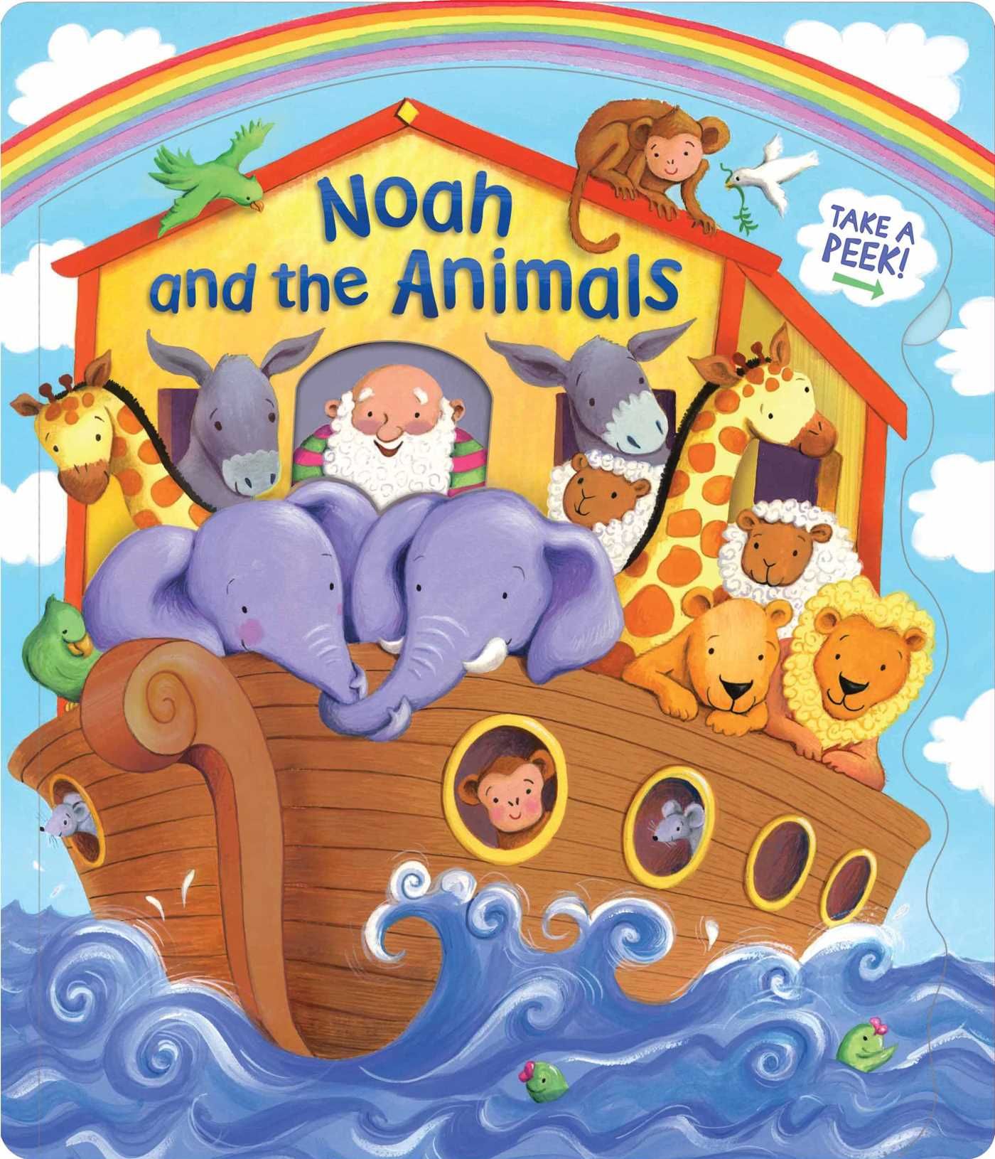 Noah and the animals 9780794433420 hr