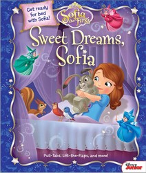 Disney Sofia the First: Sweet Dreams, Sofia!