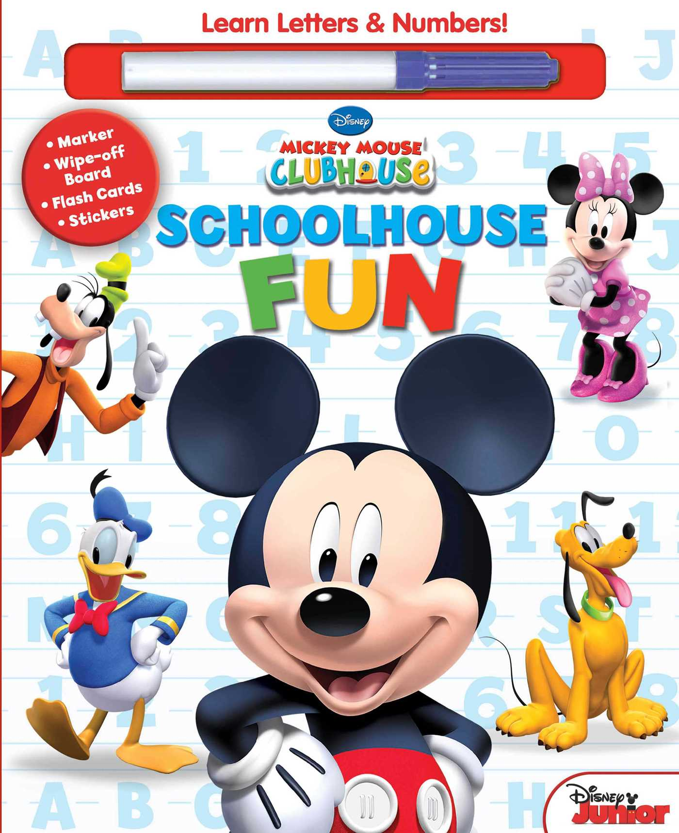 Disney Mickey Mouse Clubhouse Schoolhouse Fun