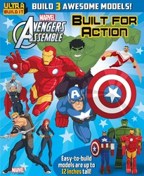 Marvel Avengers Assemble: Built for Action