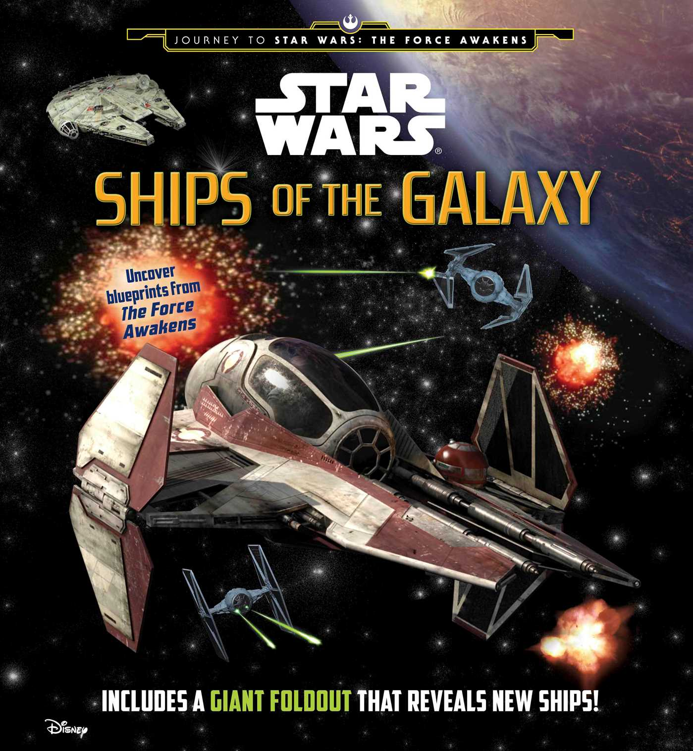 Star wars ships of the galaxy 9780794434779 hr