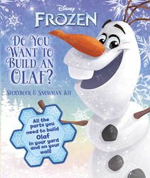 Disney Frozen: Do You Want to Build an Olaf?