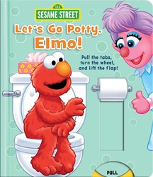 Sesame Street Let's Go Potty, Elmo!