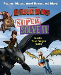 DreamWorks Dragons Super Solve It