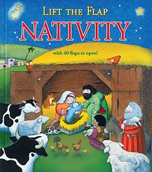 Lift the Flap Nativity