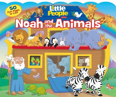 Fisher-Price Little People: Noah and the Animals