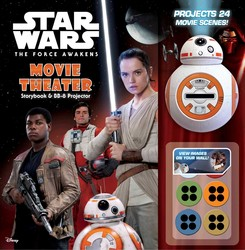 Star Wars: The Force Awakens: Movie Theater Storybook & BB-8 Projector
