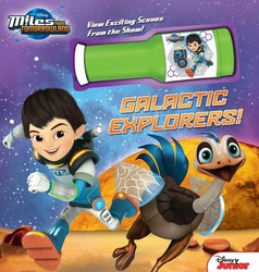 Disney Miles from Tomorrowland: Galactic Explorers!