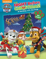 PAW Patrol: The Night Before Christmas