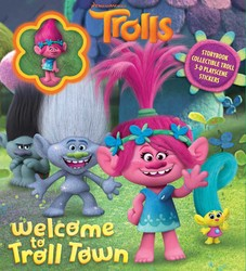 DreamWorks Trolls: Welcome to Troll Town