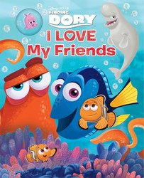 Disney•Pixar Finding Dory: I Love My Friends