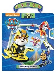 PAW Patrol: A CarryAlong Play Book