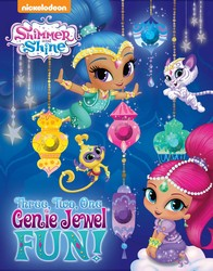 Shimmer and Shine: Three, Two, One, Genie Jewel Fun!