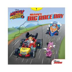 Disney Mickey and the Roadster Racers: Mickey's Big Race Day