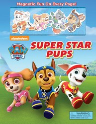PAW Patrol: Super Star Pups