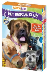 ASPCA Kids: Pet Rescue Club: 4 Book Boxed Set