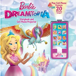 Barbie Dreamtopia: Storybook and Cell Phone Projector