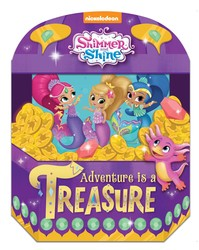 Shimmer and Shine: Adventure is a Treasure
