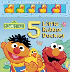 Fisher price little people lets imagine at the zooimaginemos el sesame street 5 little rubber duckies fandeluxe Image collections