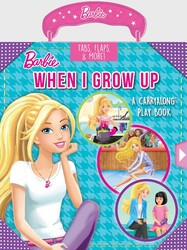 Barbie CarryAlong When I Grow Up